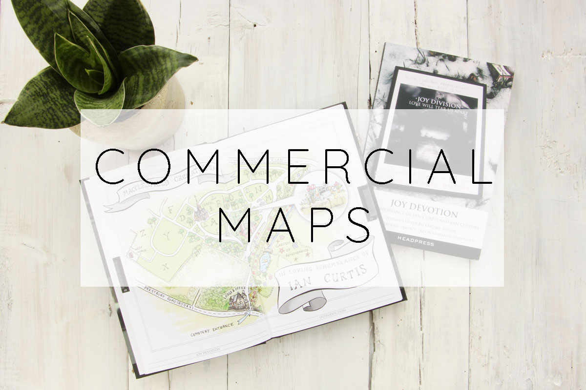 Commercial Maps