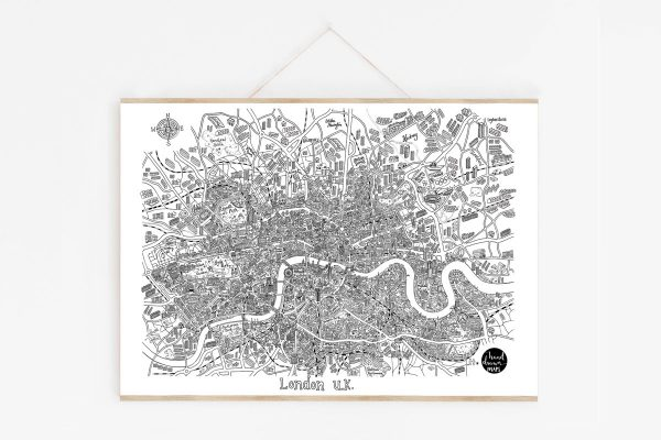 Hand Drawn Maps