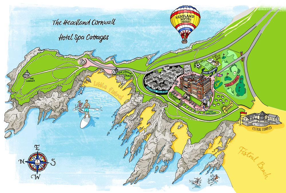 Headland Hotel